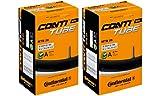 2本セット コンチネンタル(Continental) チューブ MTB 26 26×1.75-2.5(米式40mm)