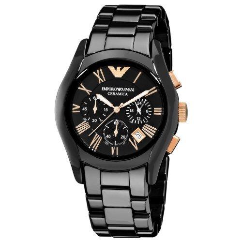 エンポリオ・アルマーニ メンズ腕時計 セラミカ AR1410...