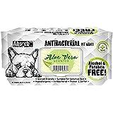 Absorb Plus Antibacterial Aloe Vera Scented Pet Wipes, 80 Sheets