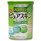 バスクリン ピュアスキン 緑のうるおいW 660g