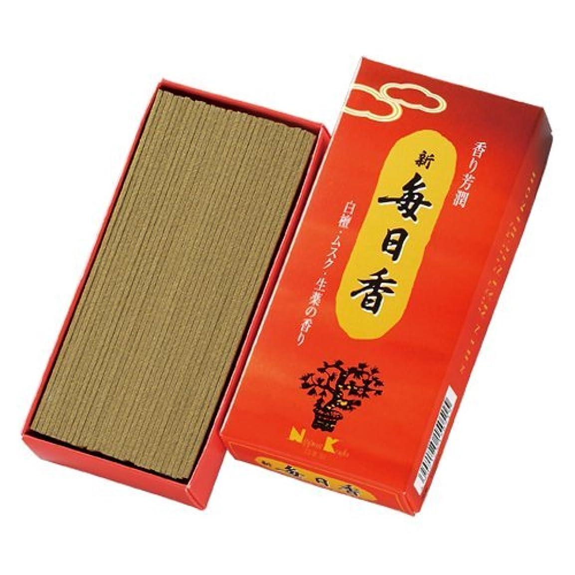 摂動禁止パーセント香り芳潤 新毎日香 90バラ詰