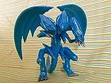 遊戯王 初期 ブルーアイズホワイトドラゴン 青眼の白龍 グッズ フィギュア 13cm バンダイ