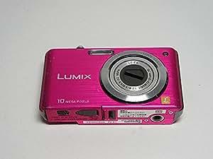 パナソニック デジタルカメラ LUMIX (ルミックス) FS7 ピンク DMC-FS7-P
