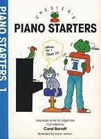 BARRATT - Chester Piano Starters Book 1 para Piano