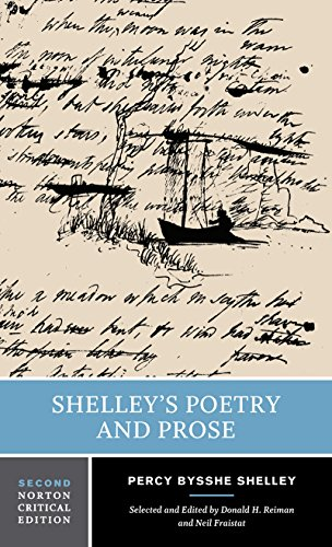 Shelley's Poetry and Prose: Au...