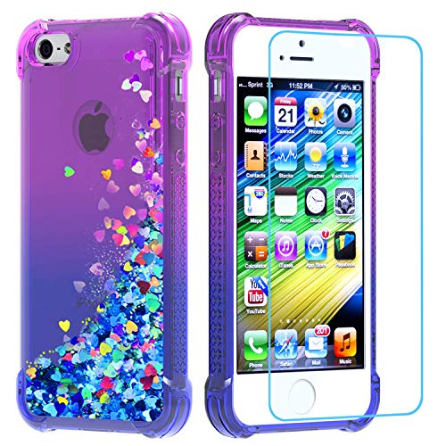 cda9d94e78 Iphone SE/5S/5 ケース アイフォン 苹果 SE/5S/5 ケース キラキラ