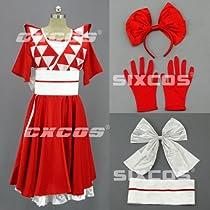 CXCOS AL1130 きゃりーぱみゅぱみゅ 風 コスプレ衣装