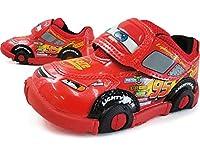 (ディズニー)Disney DN C1200 カーズ キッズ スニーカー 男の子 16.0cm RED