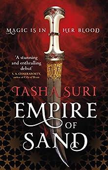 Empire of Sand (The Books of Ambha Book 1) by [Suri, Tasha]
