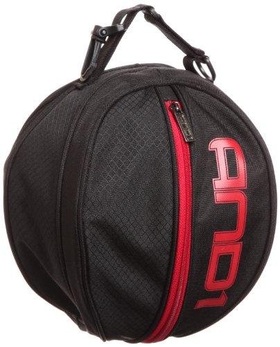 [アンドワン] AND1 SURFACE BALL BAG 5979 83 (BLACK/RED)