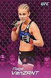 Paige Vanzant Octagonスポーツポスター24 x 36