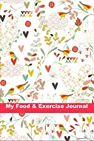 My Food & Exercise Journal: Diligent [並行輸入品]