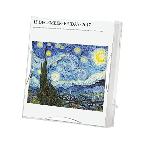Art Gallery 2017 Calendarの紹介画像6