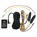 セルスタードライブレコーダー 電源コード GDO-10ドラレコ専用オプション 常時電源コード(3極DCプラグ) 12 24V対応