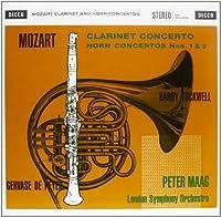 Mozart-Clarinet Concerto [12 inch Analog]