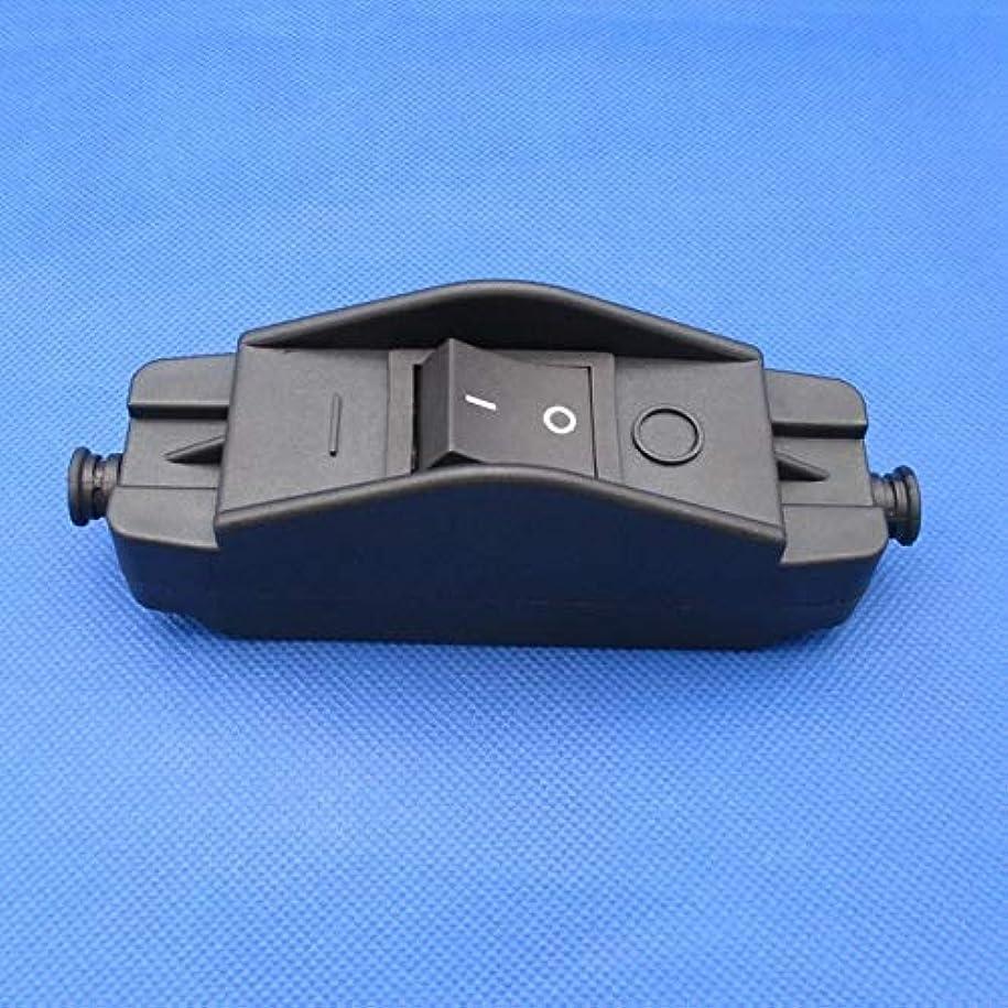 受信機レーザ渦ロッカースイッチ 1個は燃性高温高電流高電力機器、医療機器のオンラインスイッチケーブルスイッチ16aを火炎。 LONHI (Color : 16A Without light)