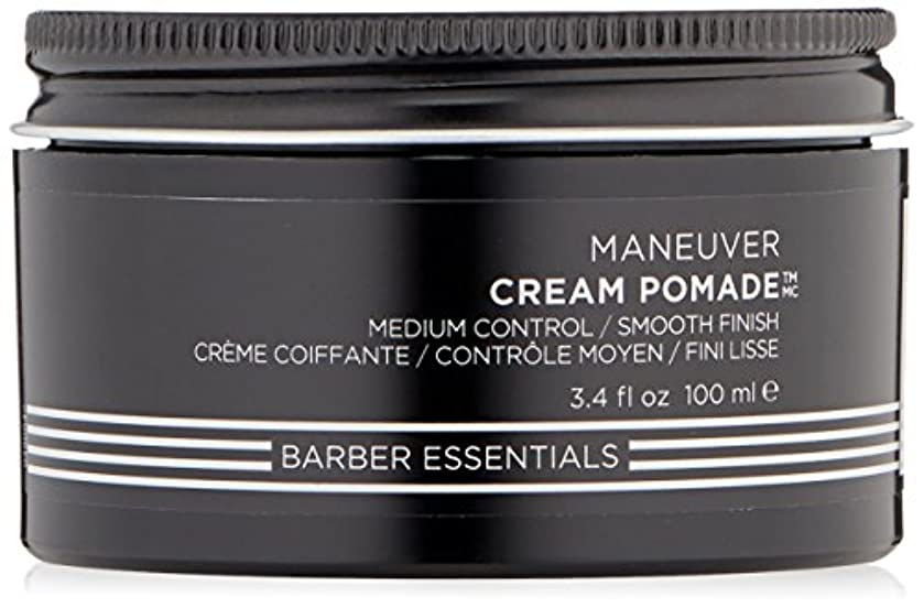 苦いドームラジウムBrew Maneuver Cream Pomade