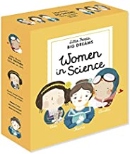 Women in Science (A Little People, Big Dreams Boxed Set)