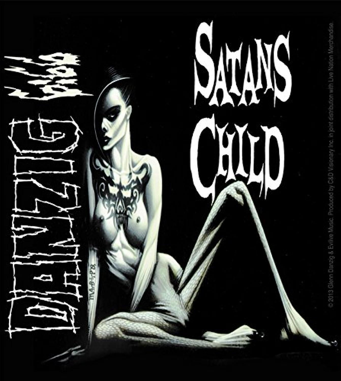 C & D Visionary Danzig Satan 's子ステッカー