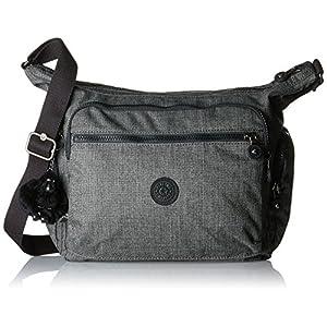[キプリング] Amazon公式 正規品 GABBIE 斜めがけショルダー K22621 D03 Cotton Grey