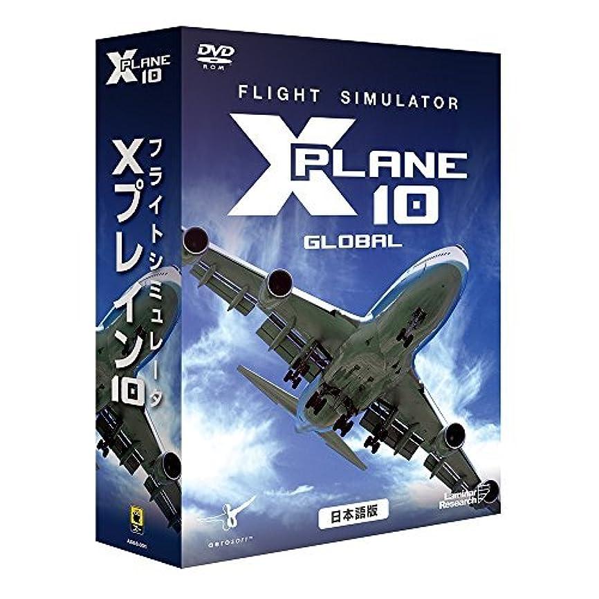 数クレデンシャル引数ズー フライトシミュレータ Xプレイン10 日本語 価格改定版