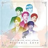 2ndミニアルバム - Platonic Love  (韓国盤)/