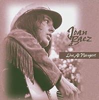 Live at Newport by Joan Baez