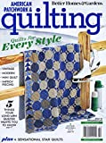 Better Homes and Gardens American Patchwork & Quilting [US] February 2020 (単号)
