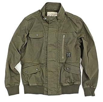 (アヴィレックス)AVIREX CUSTOM MILITARY F-1 JKT 6162105 75OLIVE OLIVE L ジャケット