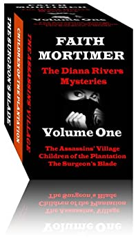 THE DIANA RIVERS MYSTERIES - Volume One (The Diana Rivers Mysteries Collection Book 1) by [Mortimer, Faith]