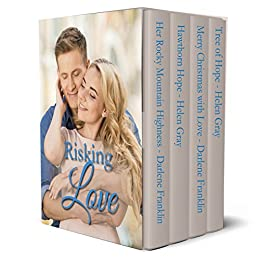 Risking Love (Dynamic Duos Book 7) by [Franklin, Darlene, Gray, Helen]