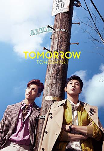 【Amazon.co.jp限定】TOMORROW(チケットホルダー付)(AL+DVD)(スマプラ対応)