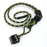 SP332:Dockコネクタ用ネックストラップ『iCat Neck It』(全3色) (カモフラージュ)