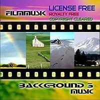 Background 3 license royalty copyright free indie score Gemafreie Filmmusik【CD】 [並行輸入品]