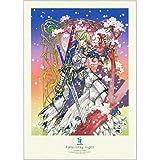一番くじ Fateシリーズ 10周年記念第一弾 タイプムーンエースSpecial A賞 アートポスター CLAMP ver. 単品
