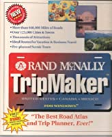 Rand McNally Tripmaker for Windows: United States, Canada, Mexico/Diskette Version