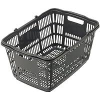 [スーパーメイト 6111755] ショッピングバスケット 33L ダークグレー
