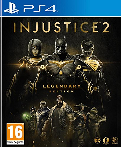 Bros World Injustice 2 - Legendary Edition 輸入版:北米 - PS4