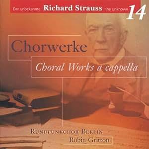 Strauss:the Unknown Vol.14