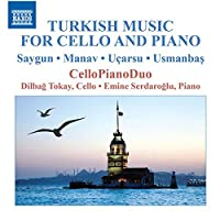 Cello And Piano Music by Tokay (2016-08-03)