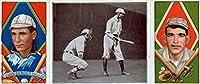 Philadelphia Athletics–チャールズ・A Bender / Ira Thomas–野球カード( 9x 12アート印刷、壁装飾トラベルポスター)