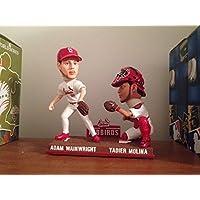 アダム・ウェインライト、Yadier Molina Cardinals Baseball Duo Redbirds ( 2013ゴールドグローブWinners ) Bobblehead