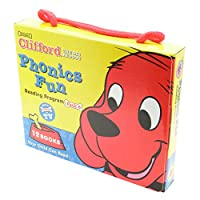 Clifford the Big Red Dog Phonics Fun Reading Program Pack 6 (12 Books) クリフォードフォニックス・ボックスセット6