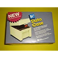 Evcoコンピュータ製品データCase For CdまたはDVD Putty Colored Holds 60 CD