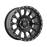 Pro Comp Alloys Series 34 Rockwell Wheel with Satin Black Finish (18x9/5x5) [並行輸入品]