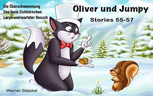 Oliver und Jumpy, Stories 54-57 (German Edition)