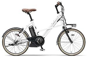電動アシスト自転車 PAS CITY-X 20インチ 2016年モデル クリスタルホワイト