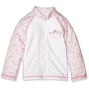 [タキヒヨー] 小花柄ラッシュガード 342447030 ガールズ ピンク 日本 100 (日本サイズ100 相当)