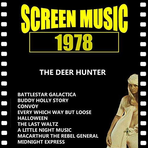 映画音楽大全集 1978 ディア・ハンター/宇宙空母ギャラクティカ