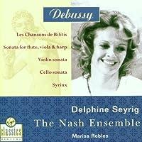 Debussy;Chansons De Bilitis